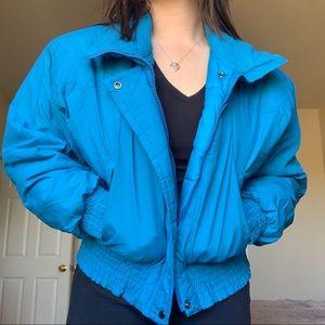 Vintage 80's Sportina Weather Proof Coat